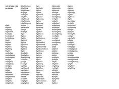 Image result for plurals list