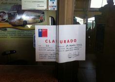 Dirección del trabajo clausura empresa de buses Expreso Norte   El Observatodo.cl, Noticias de La Serena y Coquimbo
