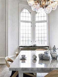 Nine Bergsten's Swedish Apartment