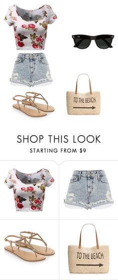 summer 16 by nicoletta-hellmann-1 on Polyvore featuring moda, River Island, Accessorize, Style & Co. and Ray-Ban