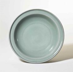 A Longquan celadon dish, Southern Song dynasty (1127-1279)