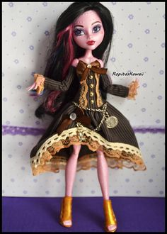 blythe Ooaak Custom Doll Eliseodolls Elegant Shape m Independent Reserved-
