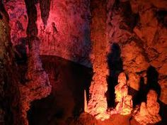 Image result for hellfire caves england