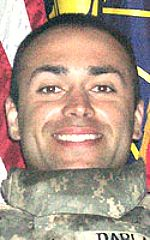 Army SSG Paul S. Pabla, 23, of Fort Wayne, Indiana. Died July 3, 2006, serving during Operation Iraqi Freedom. Assigned to 139th Field Artillery, Indiana Army National Guard, Kempton, Indiana. Died of wounds sustained when hit by enemy small-arms fire during combat operations in Mosul, Ninawa Province, Iraq.