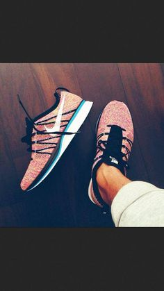 Nike love these. Who said sporty clothes, can't be attractive!! Sporty#fun#sexy#cute