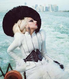 lady gaga - annie liebowitz for vanity fair