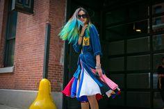 New york Fashion Week Spring Summer 15 NYFW Street Style