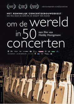 Documentaire van Heddy Honigmann die het Koninklijk Concertgebouw Orkest volgt tijdens hun wereldreis
