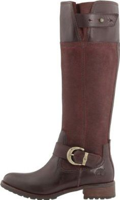 Amazon.com: Timberland Women's Earthkeepers Bethel Knee-High Boot: Shoes