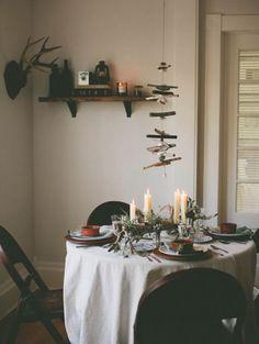 De kleine kersttafel | ELLE
