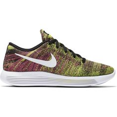 premium selection 93f61 93ed5 Flyknit upper construction fits like a second skin. Nike LunarChaussures ...