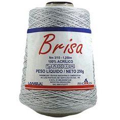 Linha Pingouin Brisa - platinum 250g(1250m)
