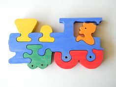cute as puzzle for a little boy!