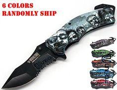 The Walking Dead Pocket Knives