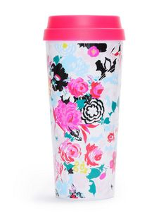 Hot Stuff Thermal Mug-Florabunda #accessories #ban-do #drinkware #gift #home #new #under-40
