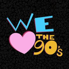 Got to love the 90's!