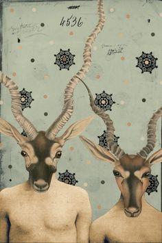 Julia Lillard Art — CHIMERICAL by jlillard...