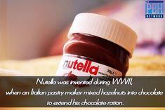 Amazing Facts Nutella
