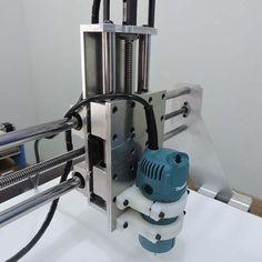 CNC - Kit Mecânico A6550 - JDR Projetos e Componentes   Cnc ...