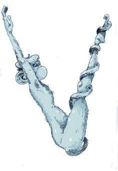 Art Monkey Alphabet: V | The Art of Molly Crabapple