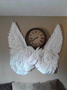 319 best angel decor images on pinterest angels angel wings