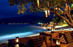 Santhiya Resort & Spa, Thong Nai Pan, Koh Phangan, Thailand  #Kohphangan #Thailand #phangan