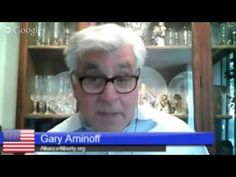 "The Grey Hair Lady Show with guest Gary Aminoff ""Politics Then and Now"