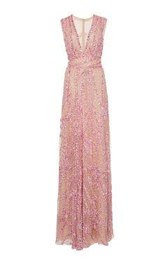 Naeem Khan Event Dresses, Casual Dresses, Formal Dresses, Long Dresses, Dress Outfits, Dress Up, Fashion Dresses, Evening Outfits, Evening Gowns