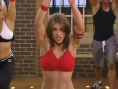 Jillian Michaels Kickbox Workout. 25 min. (Guilty pleasure: cardio kickboxing)