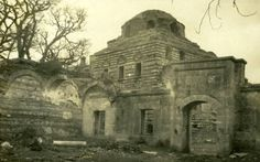 İsmail Ağa Camii ve Tekkesi