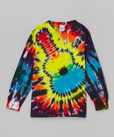 Another great find on #zulily! Rainbow Guitar Long-Sleeve Tee - Toddler & Kids by Groovy Blueberry #zulilyfinds