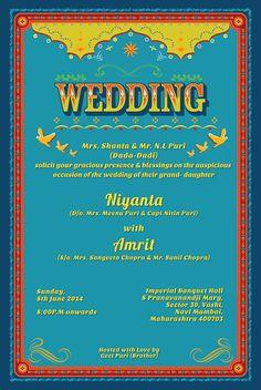 My Wedding- Card and SM creatives on Behance