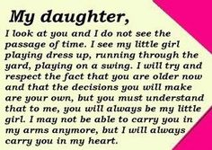 for my Daughters one day...
