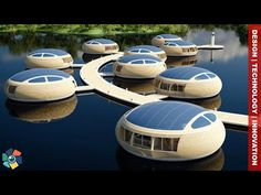 Luxury Houseboat For Living - YouTube