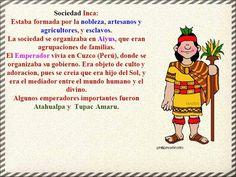 Historia Para Niños 11 - El Imperio Inca |authorSTREAM