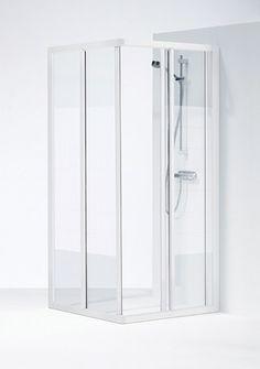 Ifo-Solid-dusjhjrne-SVH-hvite-aluminiumsprofiler-med-screentrykt-herdet-sikkerhetsglass