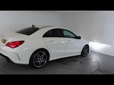 MERCEDES-BENZ CLA CLASS CLA 180 1.6 AMG SPORT - Air Conditioning - Alloy Wheels - Bluetooth - Cruise Control - Half Leather Interior - Spare Key ...