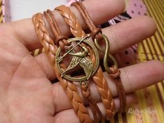Hunger Games jewelry on etsy