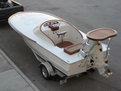 St James Boatworks – SJ20 express Custom Boats