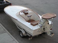 St James Boatworks – SJ20 express Custom Boats