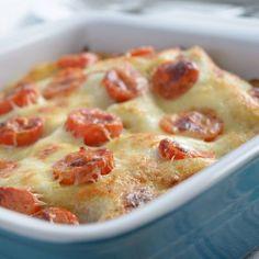 Pasta Cheese Casserole Recipe