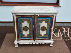 karina meble indyjskie - kolonialna szafka indyjska