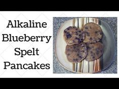 PLEASE READ DESCRIPTION This recipe is Alkaline Blueberry Spelt Pancakes. You can use any approved flour from Dr. Alkaline Diet Plan, Alkaline Diet Recipes, Vegan Recipes, Cooking Recipes, Spelt Pancakes, Spelt Flour, Alkaline Breakfast, Dr Sebi Recipes, Electric Foods