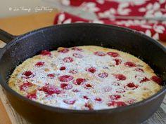 #Raspberry DutchBaby #Pancake with #Hazelnuts recipe by Liz Posmyk Good Things
