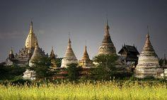 Bagan, Mandalay, Myanmar (Birmania)