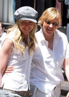 portia and wife