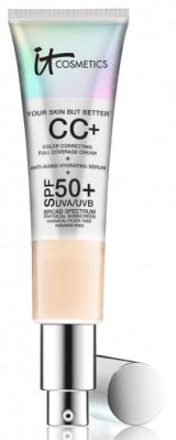 Makeup Wars Favorite Foundation of 2014: IT Cosmetics Your Skin but Better CC Cream SPF 50