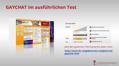 http://www.ihr-singleboersen-vergleich.de/gaychat-test/ GAYCHAT - Deutschlands größter Chat für Gays, komplett kostenlos nutzbar. Über 235.000 Gays flirten und chatten auf dieser Plattform.