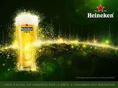 Pub Heineken : Open your world Saga, Party Flyer, Advertising Design, Packaging Design, Beer, Marketing, Drinks, World, Creative
