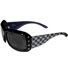 Washington Huskies NCAA Women's Rhinestone Designer Sunglasses